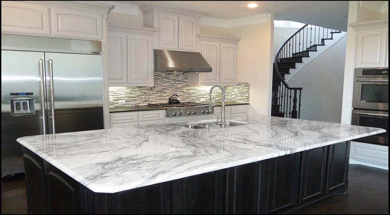 Image result for black white granite countertop